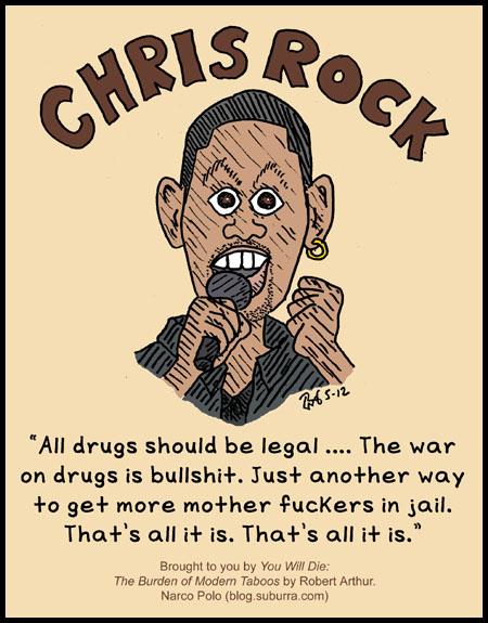 Chris Rock on Drugs