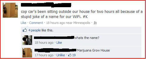 Grow House Wifi
