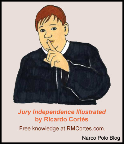 Jury Independence Illustrated