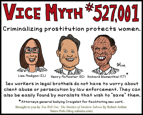 Prostitution Myth